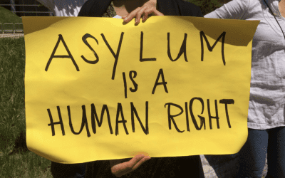 A Perspective on Asylum and the Process